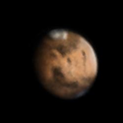 Mars, 12. Mai 2012, (c) C. Preuß
