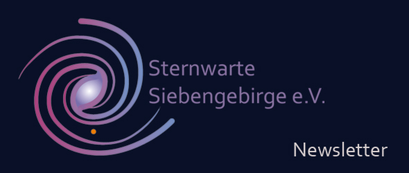 Newsletter der Sternwarte Siebengebirge e.V.