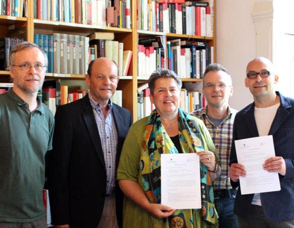 Kooperation zwischen Schloss hagerhof und der Sternwarte Siebengebirge e.V.